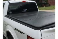 2016 F 150 Tri Fold tonneau Cover Hard Tri Fold Bed Covers for 2015 2018 ford F 150 Pickup