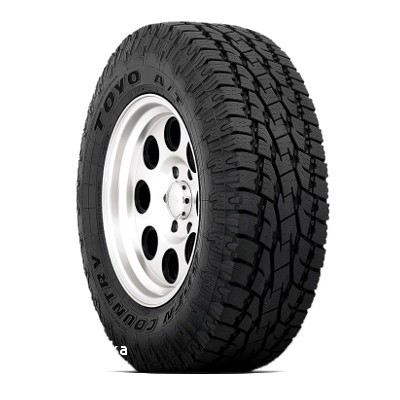 33 Inch All Terrain Tires 16 Inch Rims toyo Open Country A T Ii Tires