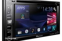 Best Installed Car Stereos Amazon Pioneer Avh X390bs Double Din Bluetooth In Dash Dvd Cd