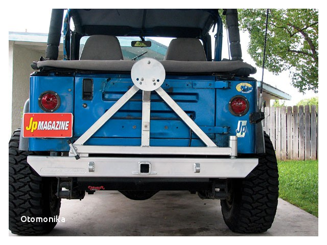 Diy Jeep Tj Rear Bumper with Tire Carrier Killer Bo Rear Bumper and Tire Carrier Builder S Kit for Jeep