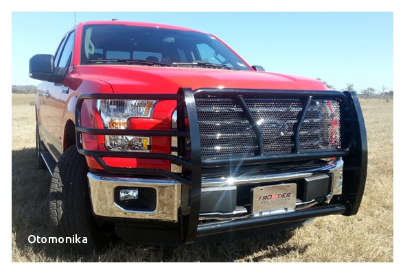 Frontier Grill Guard Grille Guards