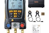 Fake Testo Gauges Amazon Testo 550 Electronic Refrigeration Manifold by Testo