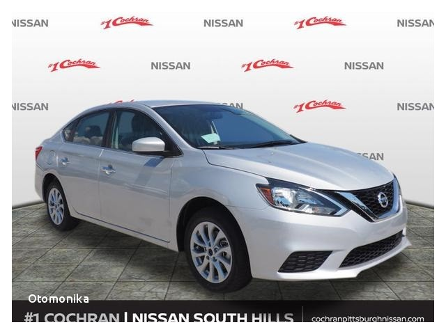 Nissan Dealerships In Michigan New 2018 Nissan Sentra Sv 4d Sedan In Pittsburgh Sn